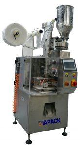 avtomatik choy neylon piramidalari choy paketi uchun qadoqlash mashinasi