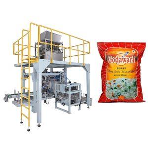 10kg-50 guruch uchun Big Bag granular xevi bag-Packaging mashinasi