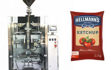 500g-2kg ketchup souslari qadoqlash mashinasi